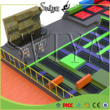 Parque aprobado del trampolín del Ce olímpico gimnástico del salto de altura mejor