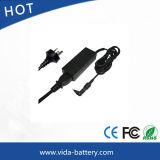 cargador de la potencia del adaptador de la CA de 19V 2.1A 40W para la PC 1001ha 1001p 1001px 1005ha de Asus Eee
