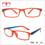 Signore Plastic Reading Glasses con Brilliant Double Color (WRP505218)