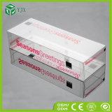Offsetdrucken Belüftung-faltender Kasten-Plastik für das Smartphone Verpacken