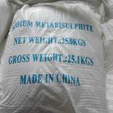 Le constructeur chimique de la Chine fournissent Na2s2o5 le sodium Metabisulfite