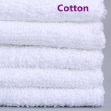 100%年の綿ぬれたタオルの防腐剤タオル