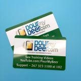 Cashless 지불 MIFARE DESFire EV1 8K contactless 스마트 카드