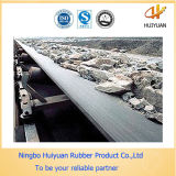 Haute bande de conveyeur en caoutchouc de l'abrasion (EP100)