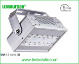40W LED Lumen Industrial Túnel Iluminación LED