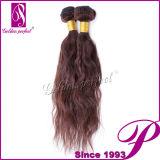 A classe 5A não vende por atacado nenhum emaranhado nenhuma cor de derramamento #4 do cabelo humano