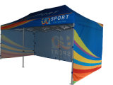 Waterproof Customized 3 x 6 bekanntmachen M Folding Tent mit Aluminum