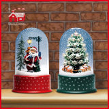 Gevoelige LEIDENE van de Gift van Kerstmis van de Sneeuwman Decoratie