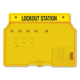 Stazione di alta classe Integrated di bloccaggio di obbligazione per il lucchetto di sicurezza