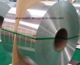 Bobina de alumínio revestida de cor para tampa de lata