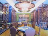 Diviseur de pièce décoratif d'acier inoxydable d'OEM