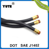Yute 1/2 pulgadas SAEJ 1402 aire del remolque Tubo flexible de frenos