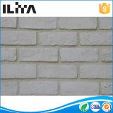 Material de construção de pedra cultivado artificial do tijolo decorativo da parede (10077)