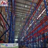 O espaço conserva a cremalheira resistente da pálete do fabricante de China