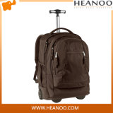 Geschäft Men Laptop Luggage Rolling Trolley Bag Backpack mit Wheels