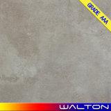 Azulejo rústico emergido mate gris de la porcelana del cemento