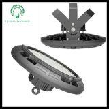 Diodo emissor de luz industrial elevado Highbay da luz 150W do louro do UFO do projeto popular