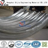 China 10 anos de preço ondulado das placas de aço de Producedgalvanized da fábrica profissional