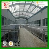 Gruppo di lavoro prefabbricato della struttura d'acciaio di prezzi poco costosi