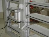 オフィスのためのカスタマイズされたセリウムの公認のアルミ合金シャッターを使用して