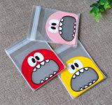 Bolsos del empaquetado plástico de la impresión de la historieta para los juguetes