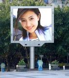 Afficheur LED de la publicité extérieure pour le guide shopping (P12.5)