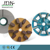 Скрепление металла/смолаы меля дисков диаманта