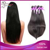Cheveux humains de meilleure qualité non transformée de 100%