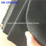 Eléctrica Tem-Resistente paño carbonizado alta resistencia de la fibra