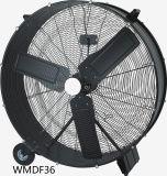 36 polegadas - ventilador do volume alto, ventilador da velocidade elevada, ventilador do cilindro para a oficina, pátio, porão, armazém