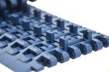 捕獲物ポイントのない溝を彫られた端のプラスチックモジュラーコンベヤーベルト
