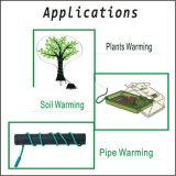 Greenhouse 220V-240V/110Vのための12m PlantかSoil Heating Cable