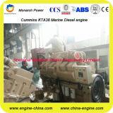 Moteur diesel d'engine marine de Cummins 671~820kw (Cummins KTA38-M1-900/KTA38-M1-1000/KTA38-M1-1100)