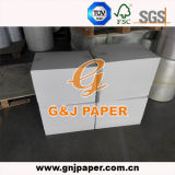 Weißes Packpapier-überzogenes Papier für Europa-Markt
