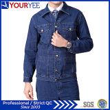 Костюм допустимый высокого качества джинсыов Workwear равномерный (YMU123)