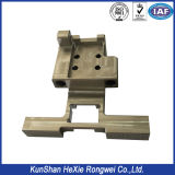Kundenspezifische CNC-maschinell bearbeitenteile gebildet von rostfreiem