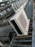 Bom refrigerador de ar do olhar, condicionador de ar rachado com painel plástico