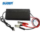 Carregador de bateria acidificada ao chumbo inteligente rápido esperto de Suoer 12V 30A (SON-1230B)