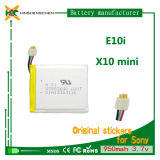 Batterie pour téléphone cellulaire 950mAh 3.7V pour Sony Xperia X10 Mini E10I