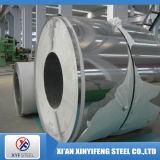 La striscia dell'acciaio inossidabile 201 con rivestimento 2b laminato a freddo