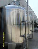 Equipo puro de la instalación de tratamiento del filtro del purificador del agua mineral