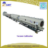 PVC/UPVCの給水または下水管の機械を作るプラスチック管または管の押出機