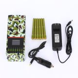 軍隊の品質の携帯用手持ち型の携帯電話のシグナルBlockor