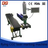 비행 이산화탄소 Laser 표하기 기계의 최고 가격