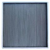Filtro de aire de alta temperatura de En1822 HEPA H13, filtro del sitio limpio de la eficacia alta