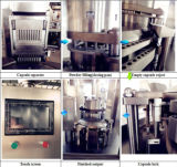 Pharmazeutische Plomben-Maschinerie-Puder-Tabletten-harte Kapsel-Füllmaschinen