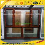 Kundenspezifischer Aluminiumstrangpresßling-Profil-Aluminiumrahmen für Windows und Türen