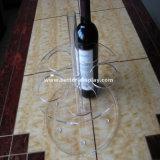 Soporte de visualización de acrílico de la botella de vino del LED Btr-D2171