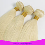Волосы объемной волны Remy верхнего качества реальные бразильские белокурые