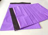 Изготовленный на заказ пластичный пурпуровый мешок габарита почты